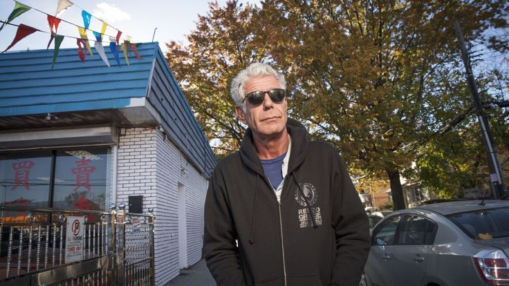 Momos, hand-torn noodles, blood sausage, and more -- where Bourdain ate in Queens