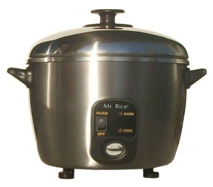 10 cups stainless steel rice cooker steamer kitchen for Harga kitchen set stainless steel