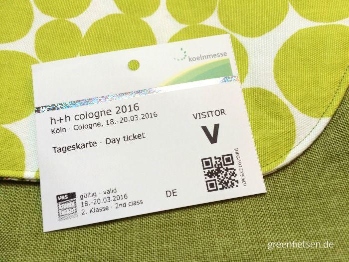 Meet & Greet - Unterwegs auf der h+h cologne 2016