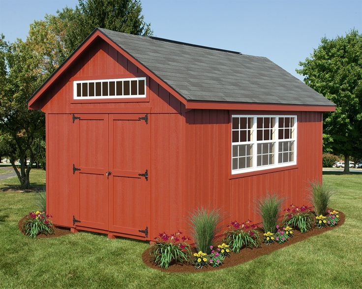 Free easy to build storage shed plans build storage shed for Garden sheds built on site