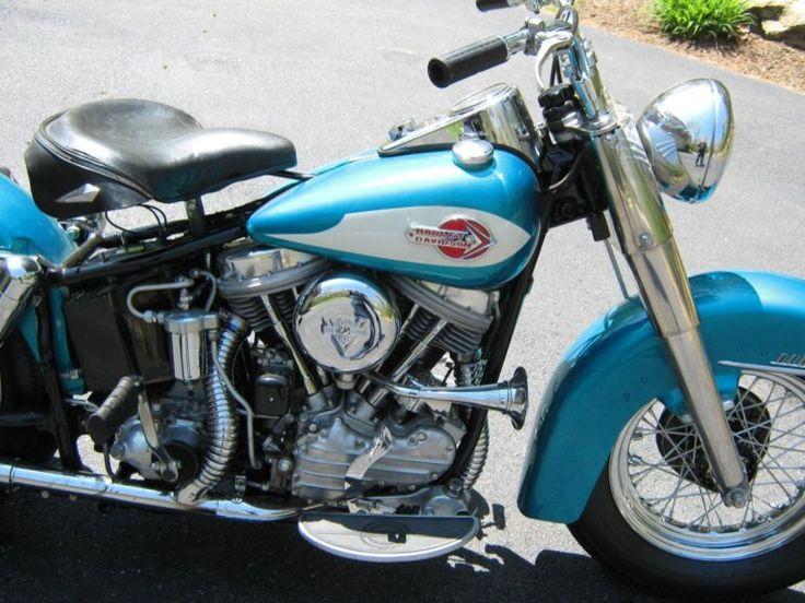 1959 Harley-Davidson Panhead FLH