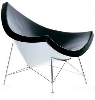 """Vitra Coconut chair. Muchas más imágenes como ésta las puedes encontrar en el apartado de """"Recortes"""" del """"Blog de Creatividad de Marielo García"""""""