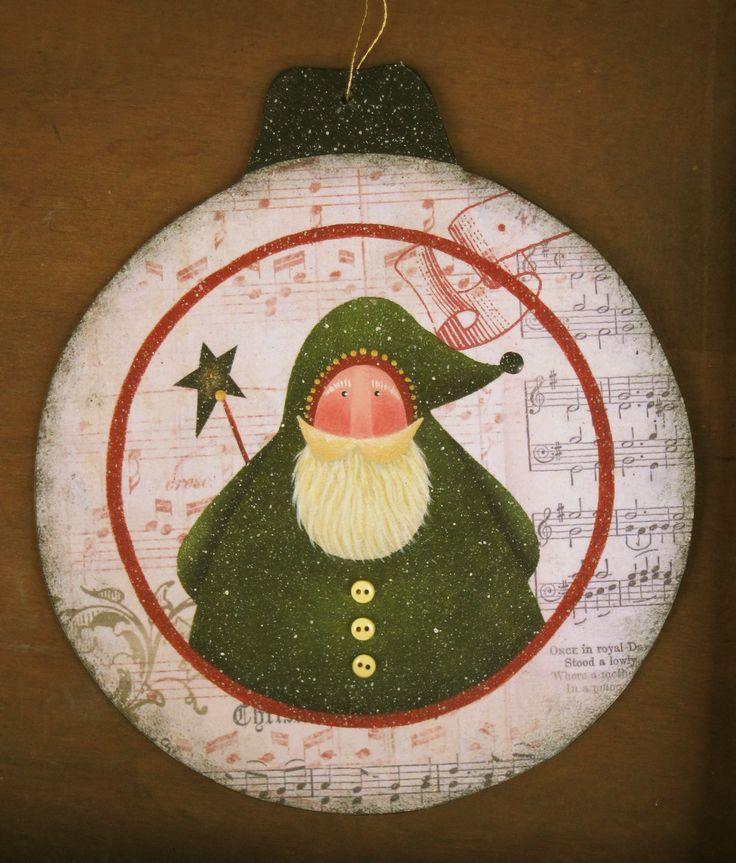 502 best santa images on pinterest christmas crafts for Secret santa craft ideas