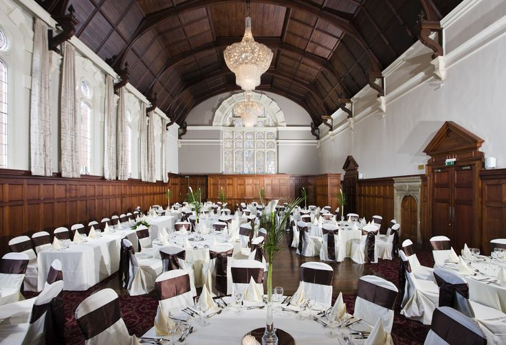Thomas Prior Hall now stands as one of Dublin's leading wedding venues.