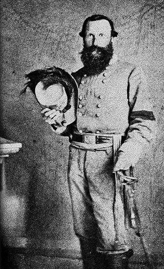 what did jeb stuart do in the civil war