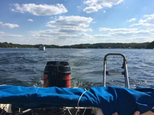 50ps Boot, Sportboot, Motorboot Glastron in Brandenburg - Werder (Havel) | Motorboote kaufen | eBay Kleinanzeigen