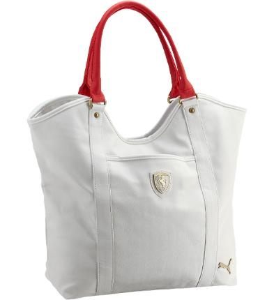 If you love motorsports, style, and shopping, have we got the bag for you! With its subtle Ferrari branding, less-is-more design, and lightweight construction, this tote will take you from the office to dinner or an afternoon of retail therapy without skipping a beat.Features:100% Synthetic for keeping things light and durableSpacious main compartment and interior/exterior pockets for convenient storageOver-the-shoulder carry handles for comfortFerrari branding and PUMA Cat Logo for…