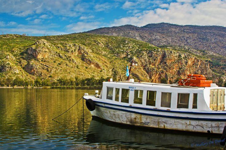 Postcard from idyllic Kaiafas Lake, Greece #outdoorsgr
