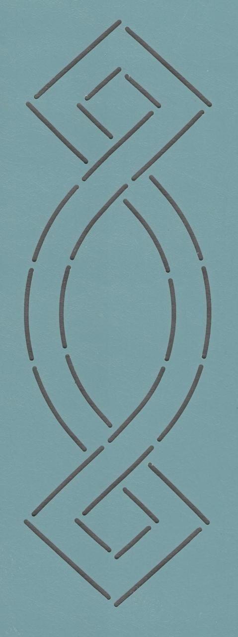 """Zion 71 2.5"""" - The Stencil Company"""