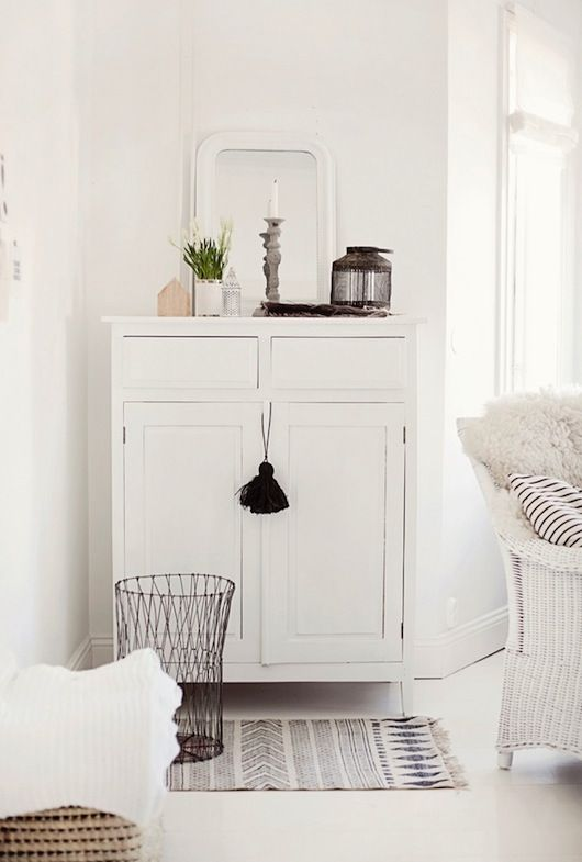 white jelly cupboard