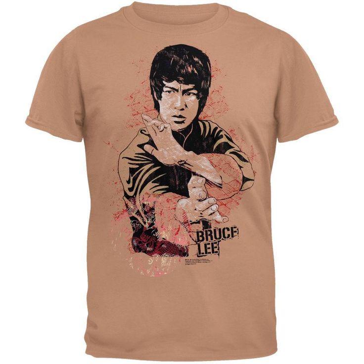 Bruce Lee - Kung Fu T-Shirt