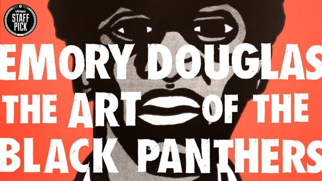 Emory Douglas was the Revolutionary Artist and Minister of Culture for the Black Panther