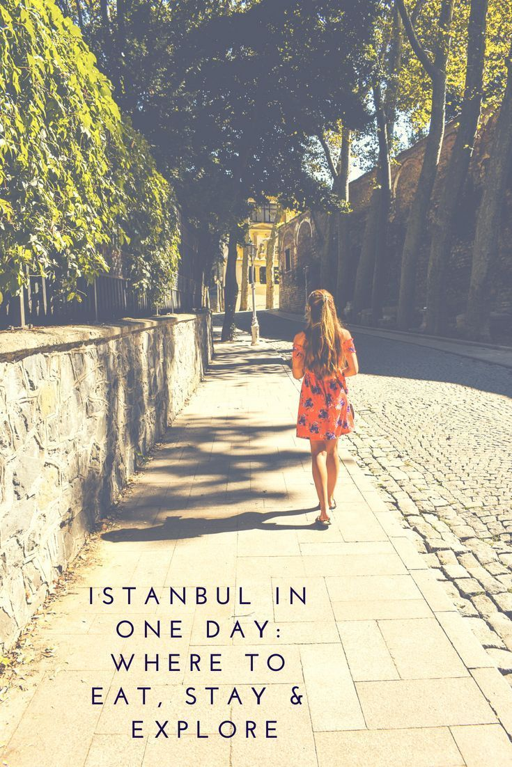 What to do in Istanbul in One Day: Best Things to Do & Places To See