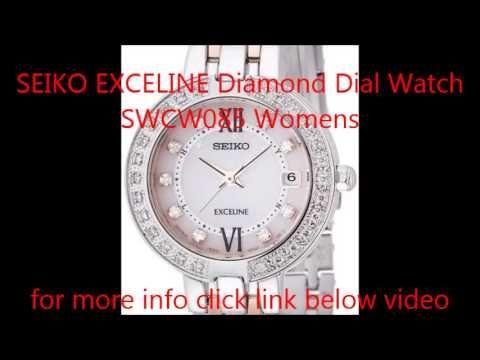 SEIKO EXCELINE SWCW085  Best