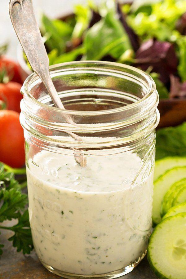 Rezept Joghurt Dressing Von Jamie Oliver Essen Pinterest