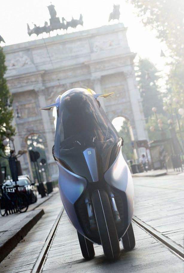 Piaggio P.A.M. (Personal Advance Mobility) by Simone Madella
