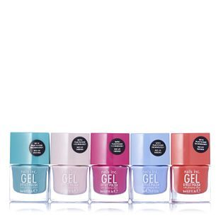 Nails Inc 5 Piece Be GELous Collection