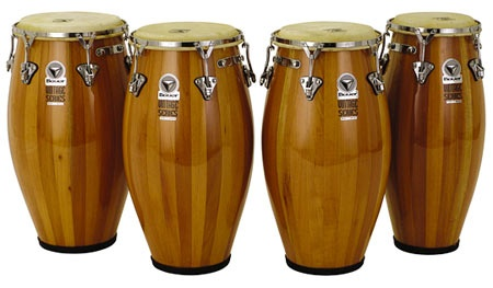 how to play congas salsa