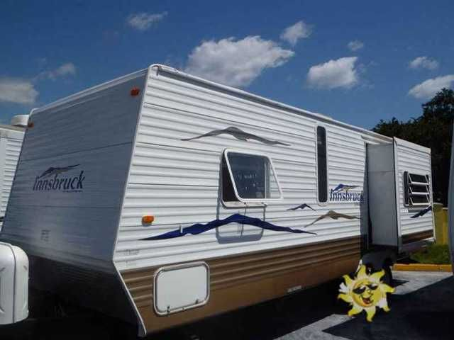 2007 Used Gulf Stream Rv Innsbruck 25RKS Travel Trailer In Florida FLRecreational Vehicle