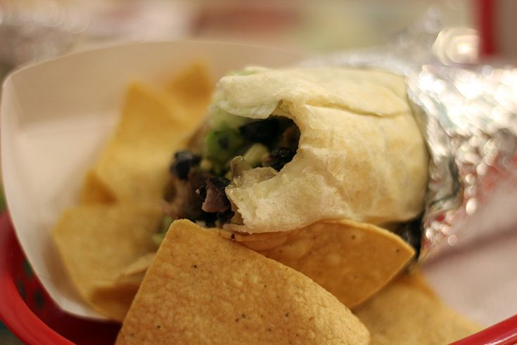 Best burritos in San Fran