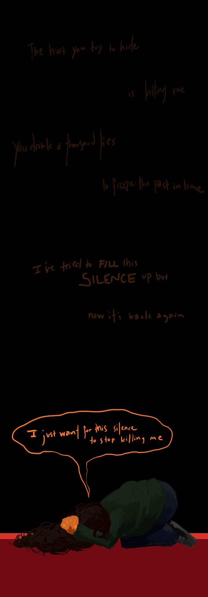 Deafening Silence lyrics | Machine Head