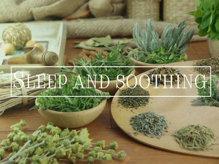 JulieMcQueen: Sleep and soothing #Health #beauty #green #natural