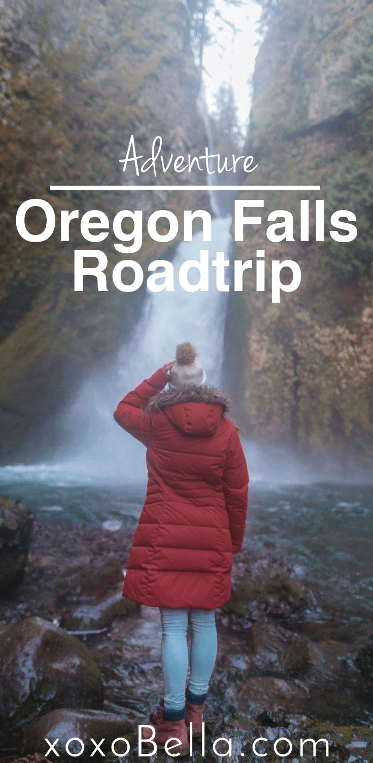 Today's post is one that I love. Travel posts just make me happy because I know that I have made some great memories and new friends as part of the process. It is the first of two posts documenting a road trip that I took with friends to Oregon in December. Travel, Water Falls, Road Trip, Oregon, Adventure