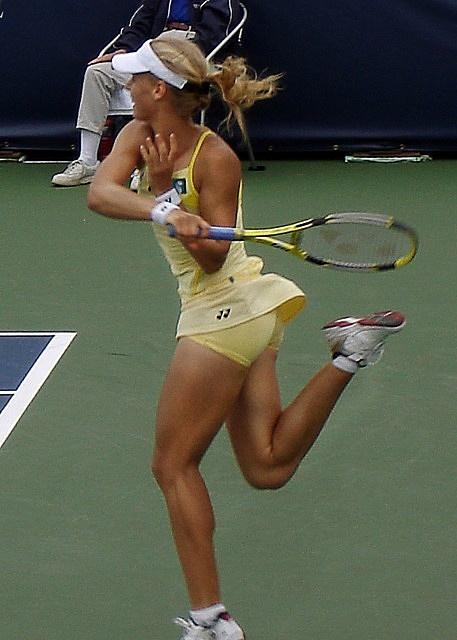 Elena dementieva upskirt tennis photos