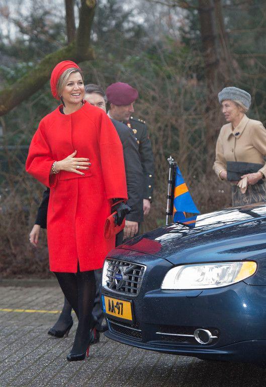 Koningin Máxima bezoekt Steunstichting Voedsel Focus Amersfoort | ModekoninginMaxima.nl
