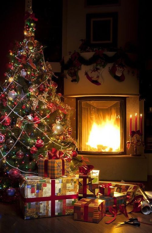 Immagine di christmas, decorations, and xmas