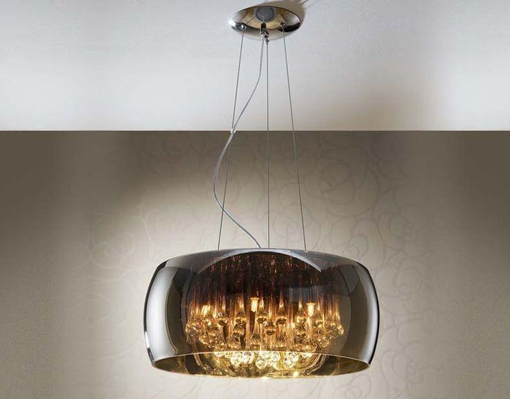 Moderne lampe modell STAVANGER. Kolleksjon STAVANGER. Din komplette nettbutikk innen lamper og belysning. (bilde 1)