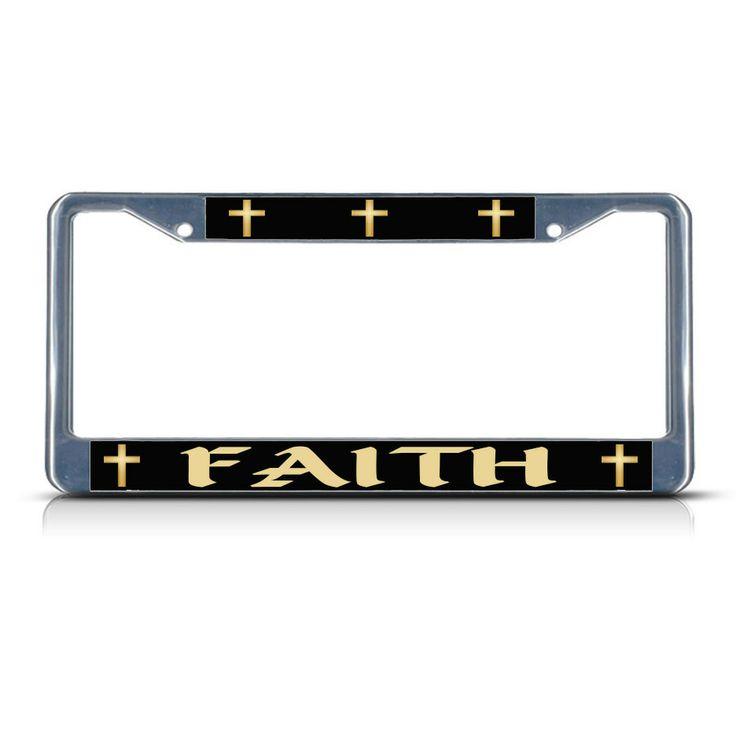 43 best Religious License Plate Frame images on Pinterest | Licence ...