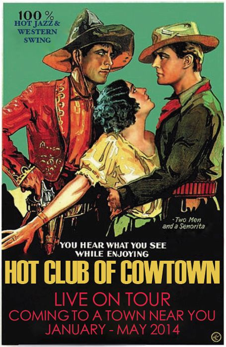 Hot Club Of Cowtown Tour