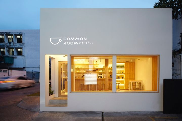 Common room x Ari by party/space/design, Bangkok – Thailand » Retail Design Blog