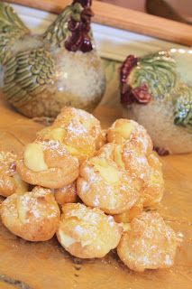 Yumm, there is something so magical about a creme puff. And I have recently found out how easy they are to make. Lets start first with...
