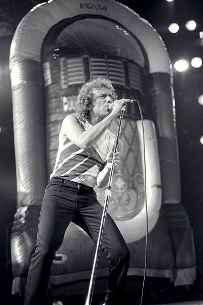 Lou gramm, Foreigner grou, photo by (?)