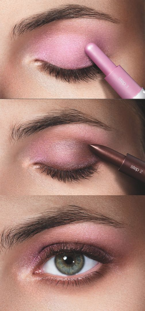 Maquillaje - makeup - Trendy Makeup Ideas - luckily it fits green eyes :)