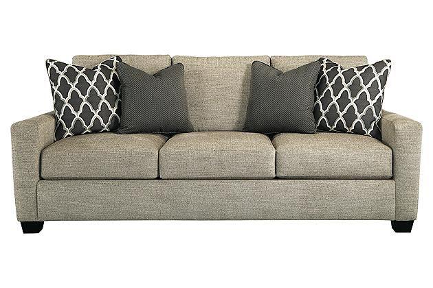 Stone Crislyn Sofa Ashley Furniture