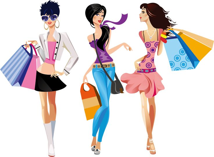 109 Best Illustration Shopping Images On Pinterest Clip Art Fashion Drawings And Fashion