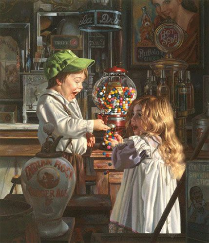1449 best Norman Rockwell images on Pinterest | Norman ...