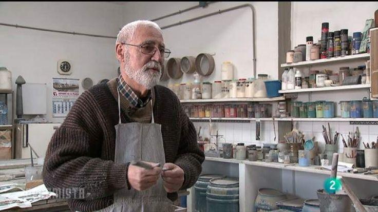 Los oficios de la cultura - El ceramista: Enric Mestre, Los oficios de la cultura online, completo y gratis en RTVE.es A la Carta. Todos los documentales online de Los oficios de la cultura en RTVE.es A la Carta