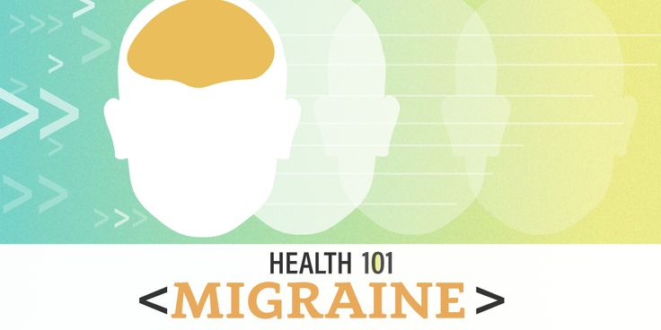 "Migraine 101 - Everything you need to know about Migraines - Patient ""Migraine causes attacks (episodes) of headaches, often with feeling sick (nausea) or being sick (vomiting). Treatment options include avoiding possible triggers, painkillers, anti-inflammatory painkillers, anti-sickness medicines, and triptan medicines. A medicine to prevent migraine attacks is an option if the attacks are frequent or severe."""