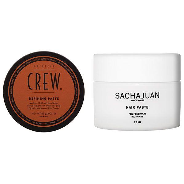 Best Hair Paste   American Crew And Sachajuan Stockholm
