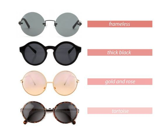 round sunglasses  www.ediblepeonies.weebly.com