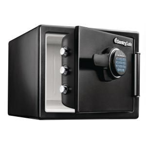 Stack-On Personal Fire Safe with Electronic Lock-PFS-1608 - The Home Depot
