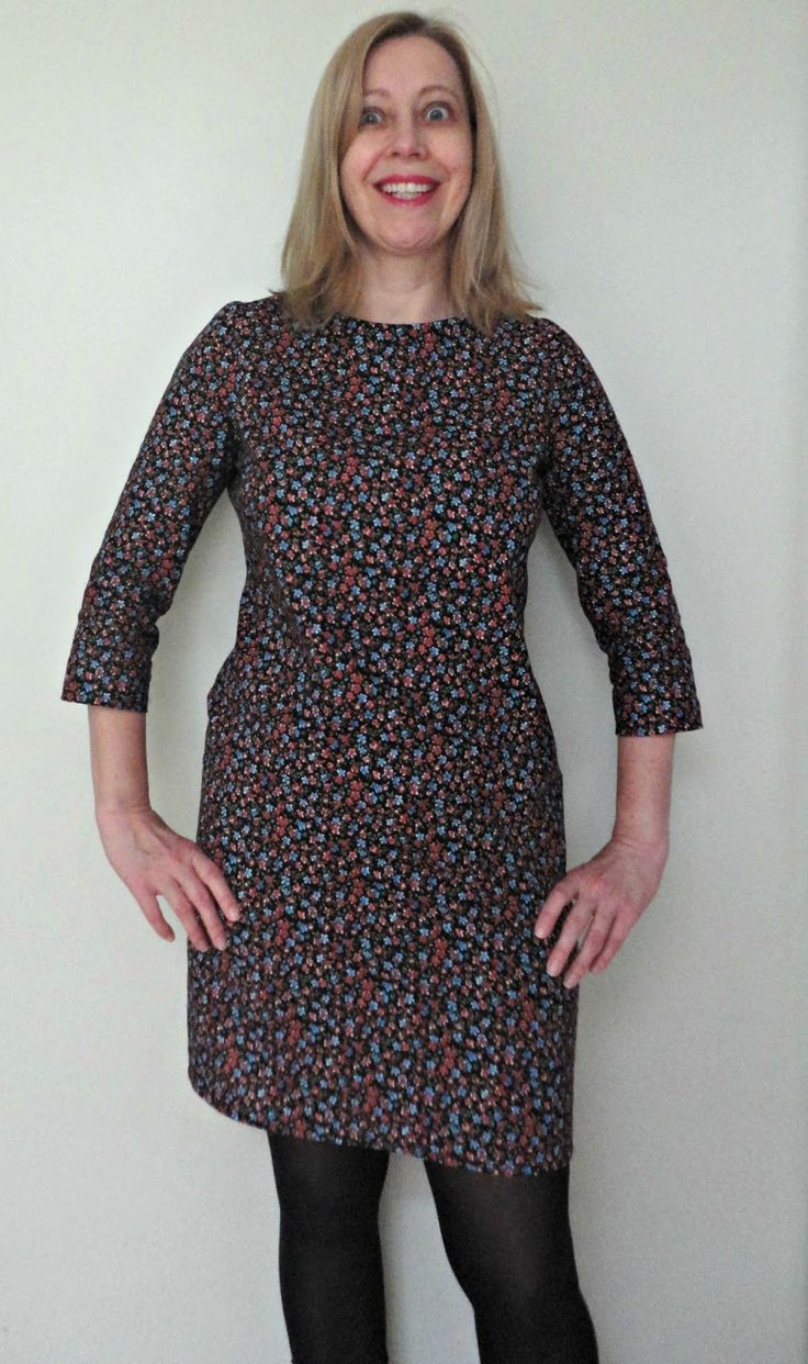 19 best sew over it ultimate shift dress images on pinterest ultimate shift dress by sew over it long sleeve version ombrellifo Choice Image