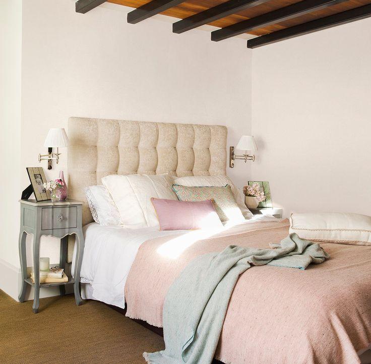Más de 1000 ideas sobre dormitorios gris rosas en pinterest ...
