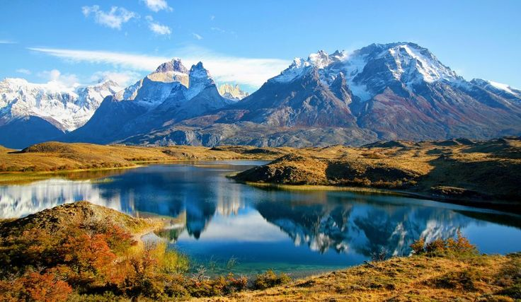 Torres del Pain National Park Photo by Itamar Campos — National Geographic Your Shot