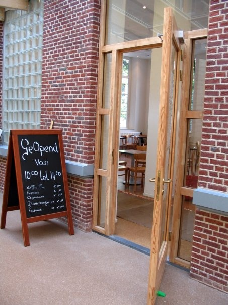 The Law School café
