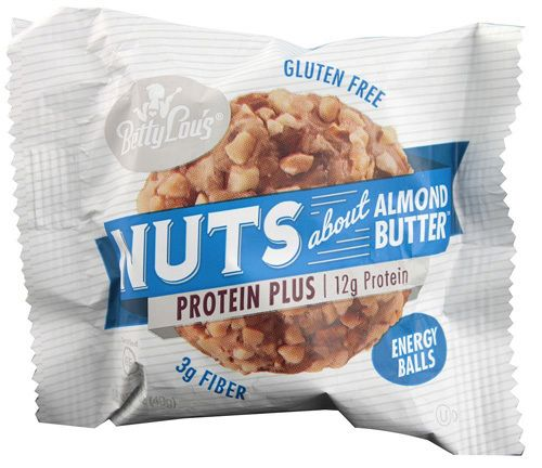 Betty Lou's Nut Butter Balls Protein Plus Almond (12x1.7 Oz)